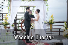 Wedding Charter Boat