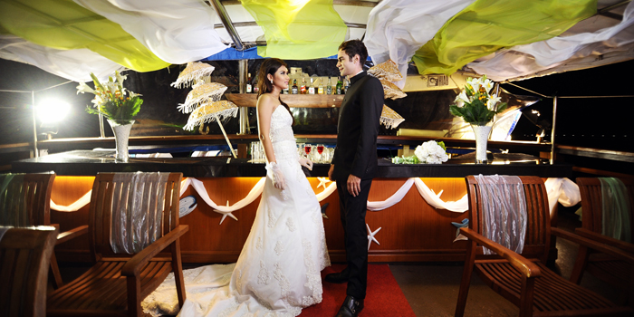 Wedding on board Bali 3