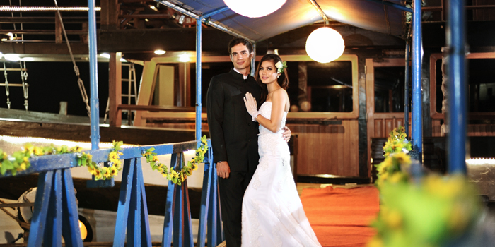 Wedding on board Bali 4