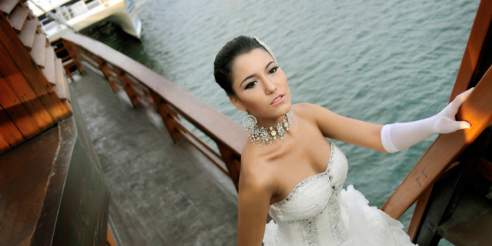 Wedding on board Bali 7