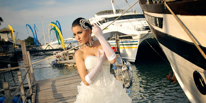 Wedding on board Bali 8